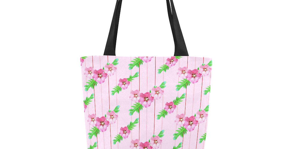 Xanadu (pink small print) - Tote Bag