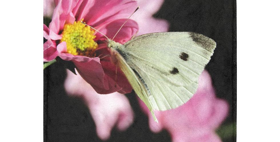 White Butterfly - Blanket