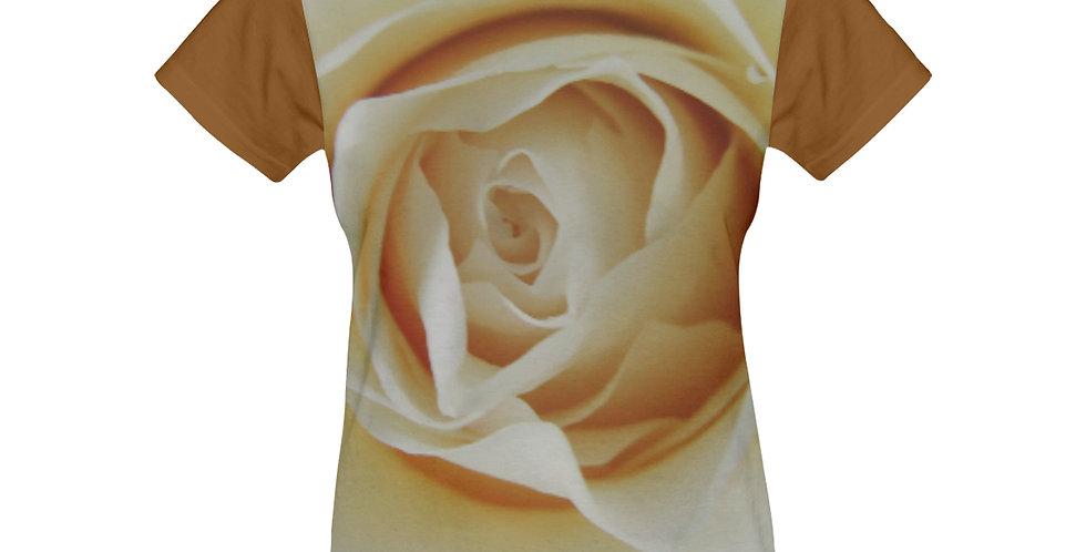 White Rose - T-shirt
