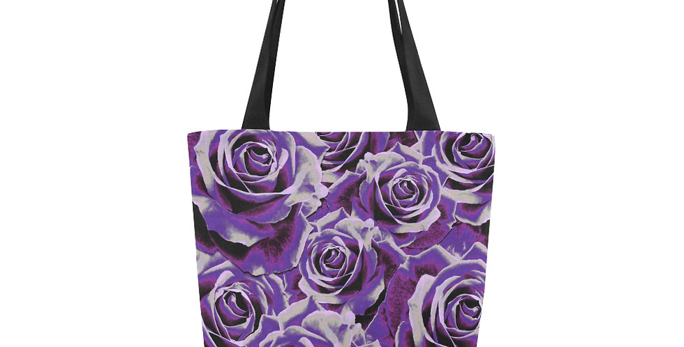Gypsy Rose Purple Haze - Tote Bag