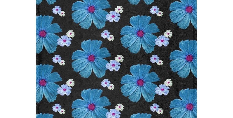 Cosmos Chaos Blue - Blanket