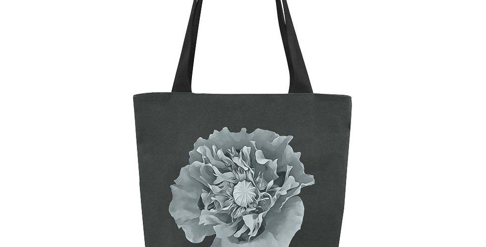 Botanical Poppy - Tote Bag