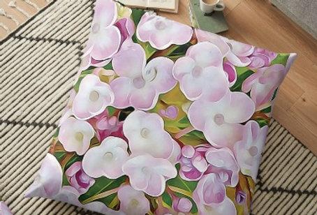 Hydrangea Confetti - Cushion Cover