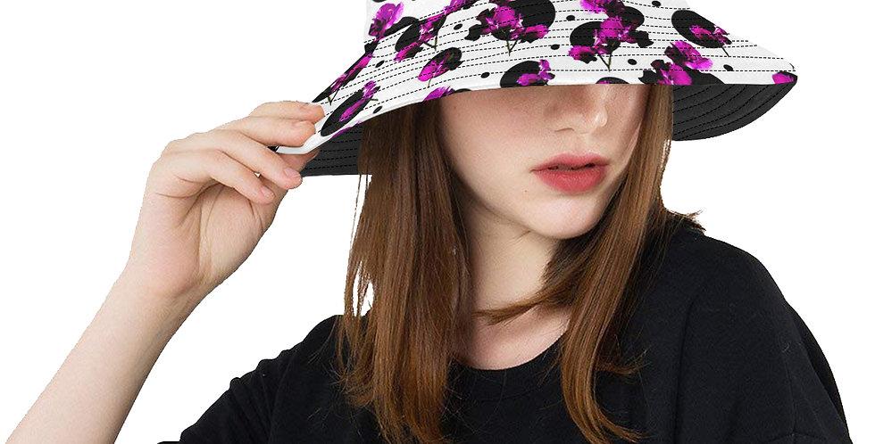 Sweet Pea Passion - Bucket Hat
