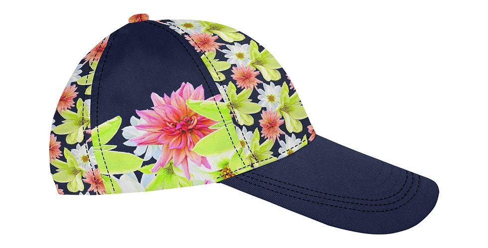 Magnolia Butterflies - Baseball Cap