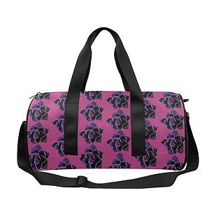Poppy Pod Duffel Bag