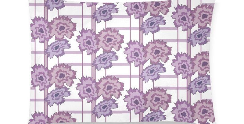 Flower Frenzy mauve - Cushion Cover