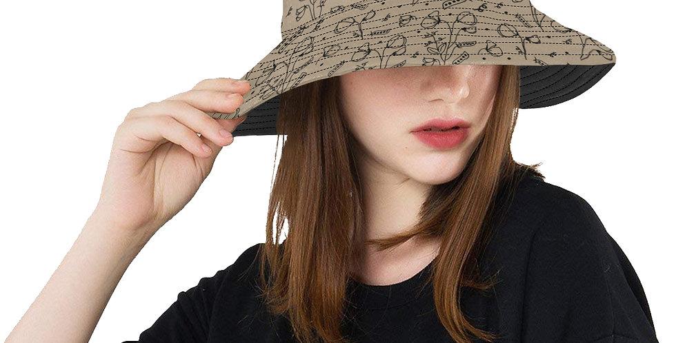 #sweetpealust Rustic - Bucket Hat