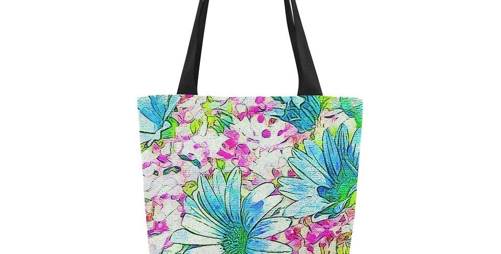 Dancing Daisies - Tote Bag
