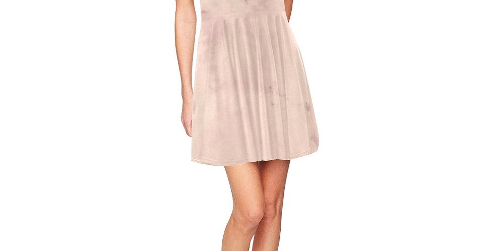 Blush Pink - Skater Dress
