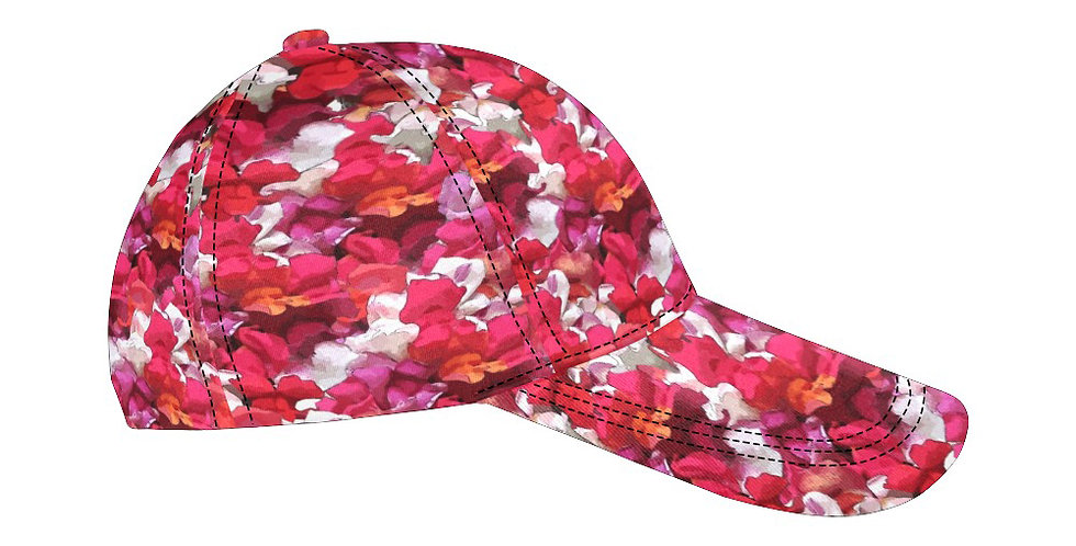 Snappy Red - Baseball Cap