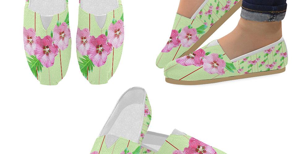 Xanadu - Slip On Canvas Shoes