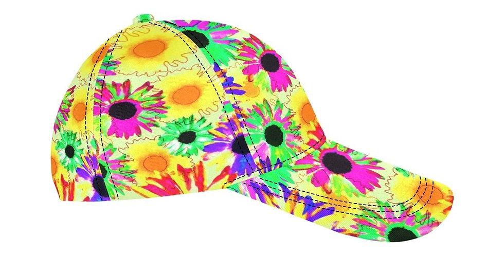 Wildflower Sunny Yellow - Baseball Cap