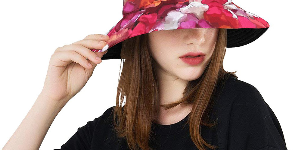 Snappy Red - Bucket Hat
