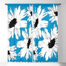 daisy-love-bright-blue-blackout-curtains