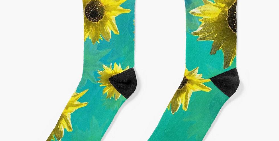 Sunflower - Socks