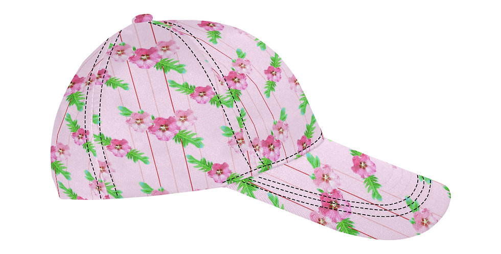 Xanadu Pink - Baseball Cap