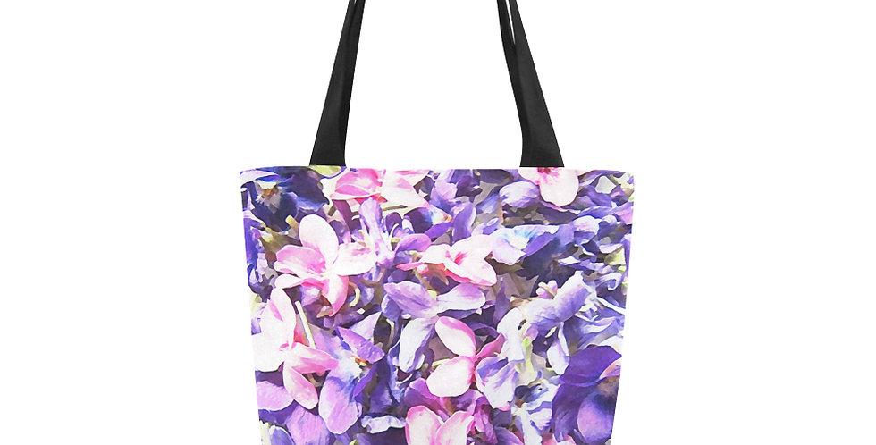 Wild Violets - Tote Bag