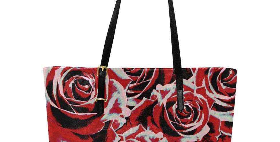 Gypsy Rose Passion - Large Tote Bag