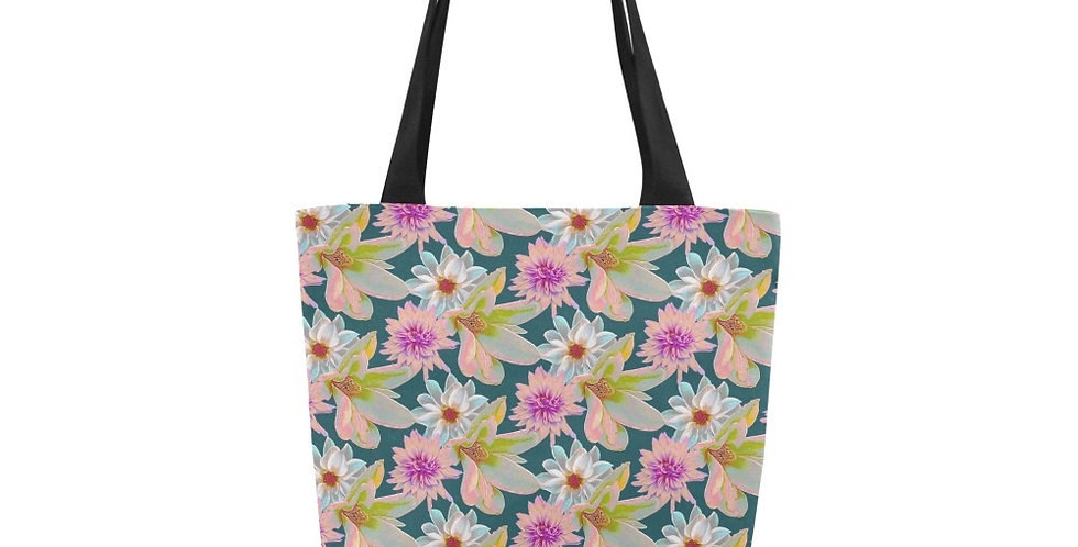Vintage Floral - Tote Bag
