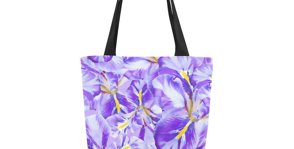 Winter Iris - Tote Bag