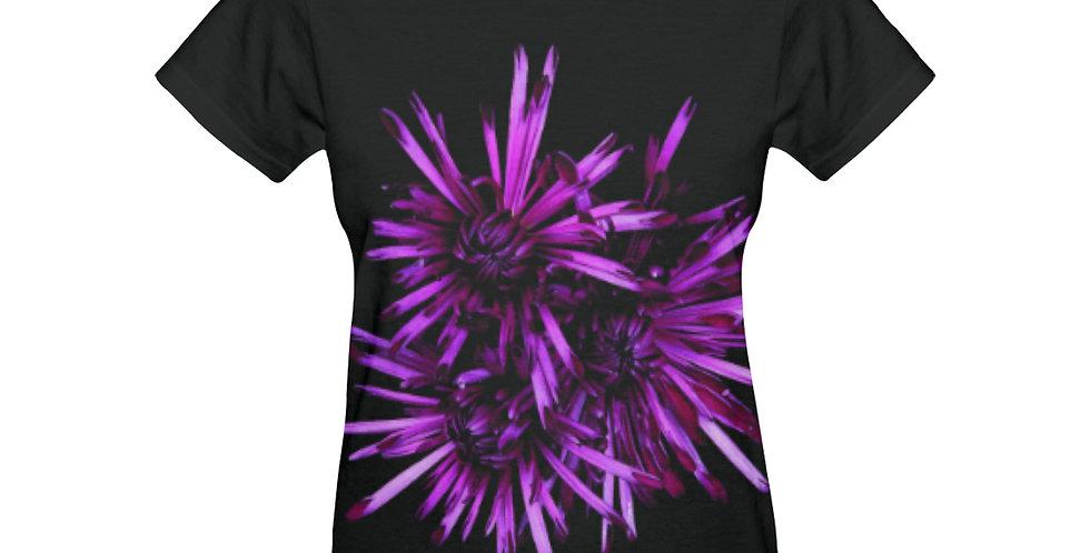 Magenta Chrysanthemums - T-shirt