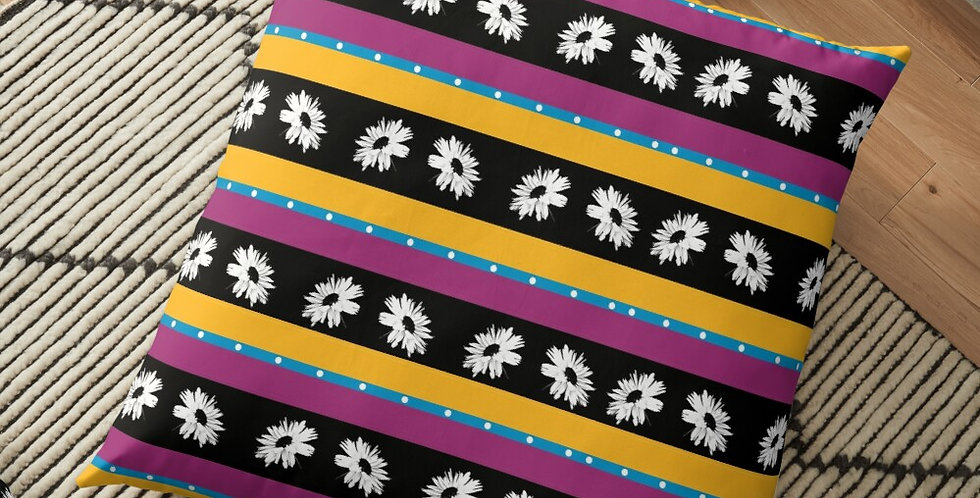 Bunch of Daisies Allsorts - Cushion Cover