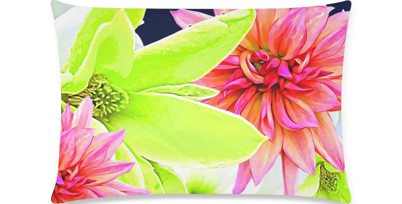 Magnolia Butterflies - Cushion Cover