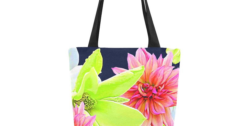 Magnolia Butterflies - Tote Bag