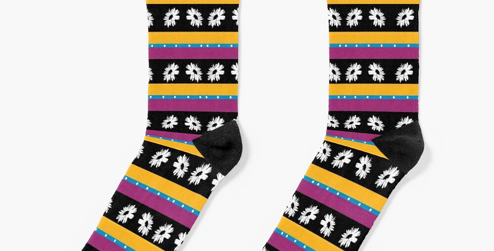 Daisy Allsorts - Socks