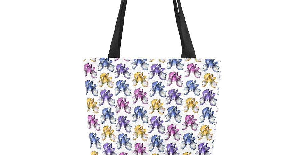 Rainbow Iris - Tote Bag