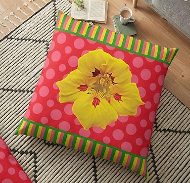 Poppy Pod Cushion