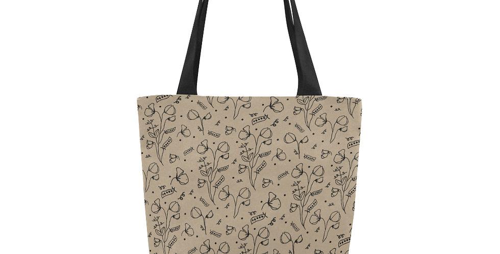#sweetpealust Rustic - Tote Bag
