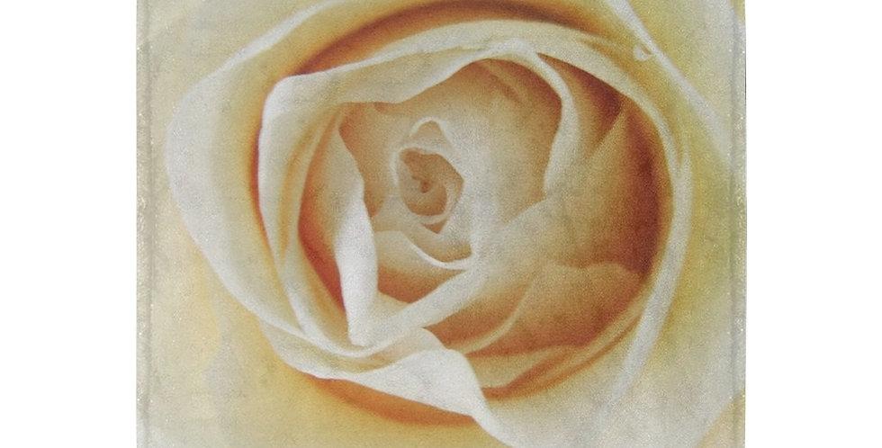 White Rose - Blanket