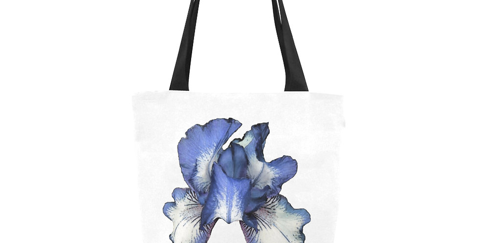 Rainbow Iris Blue - Tote Bag