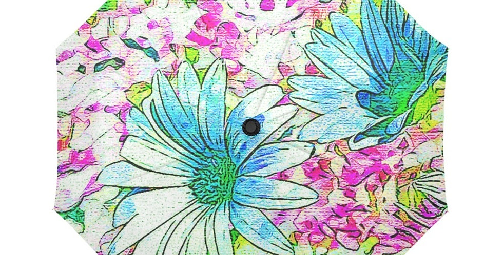 Dancing Daisies - Botanical Umbrella