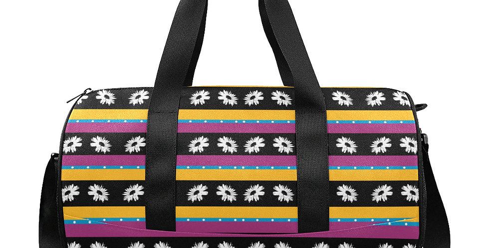 Bunch of Daisies Allsorts - Gym / Workout / Camping / Travel Duffel Bag