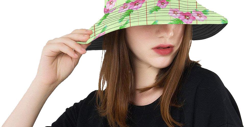 Xanadu Green - Bucket Hat