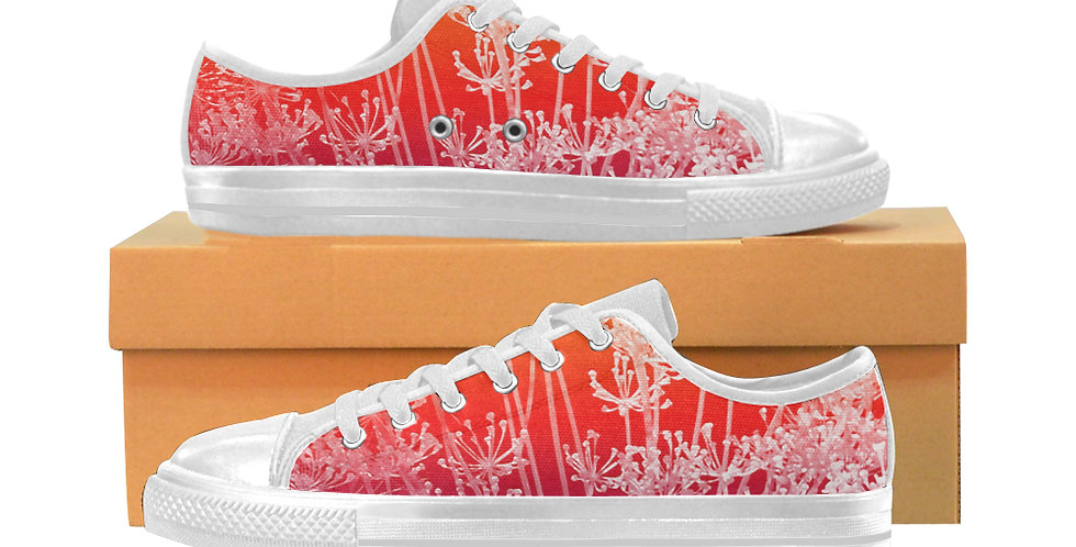 Bold & Bright 3 - Women's Canvas Sneakers