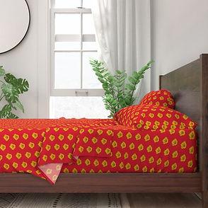 8545492-ladybug-nasturtium-yellow-nastur