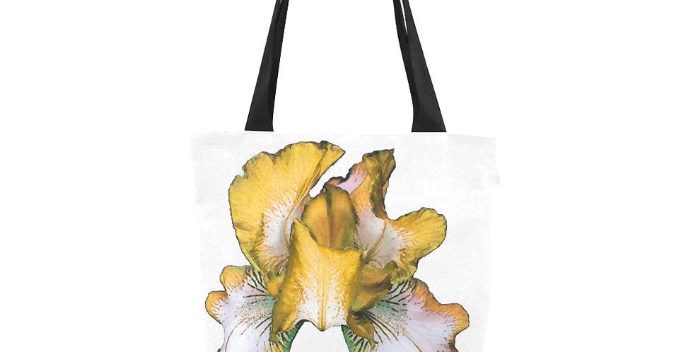 Rainbow Iris Yellow - Tote Bag