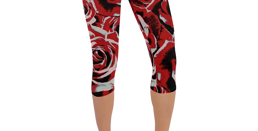 Gypsy Rose Passion - Leggings 3/4