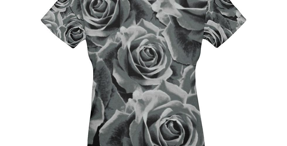 Gypsy Rose Silver Mist - T-shirt