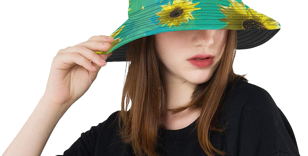 Sunshine On My Shoulder - Bucket Hat