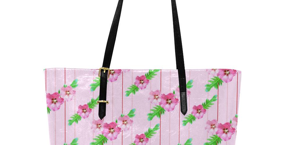 Xanadu Pink - Large Tote Bag