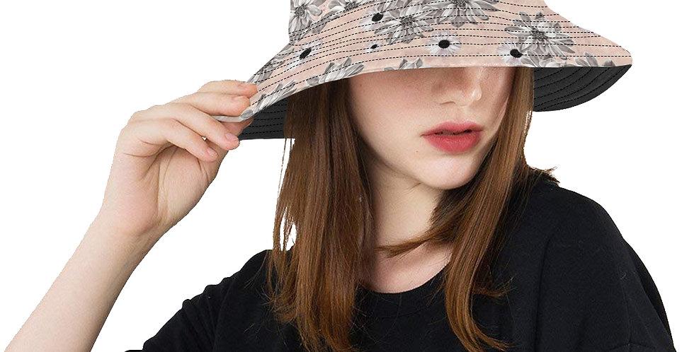Floral Blush - Bucket Hat