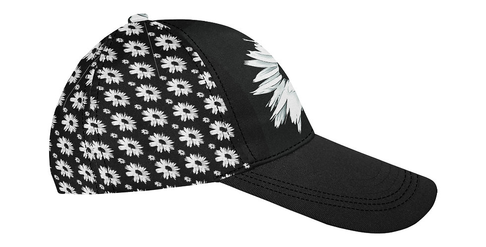Daisy Love (inc small print)- Baseball Cap