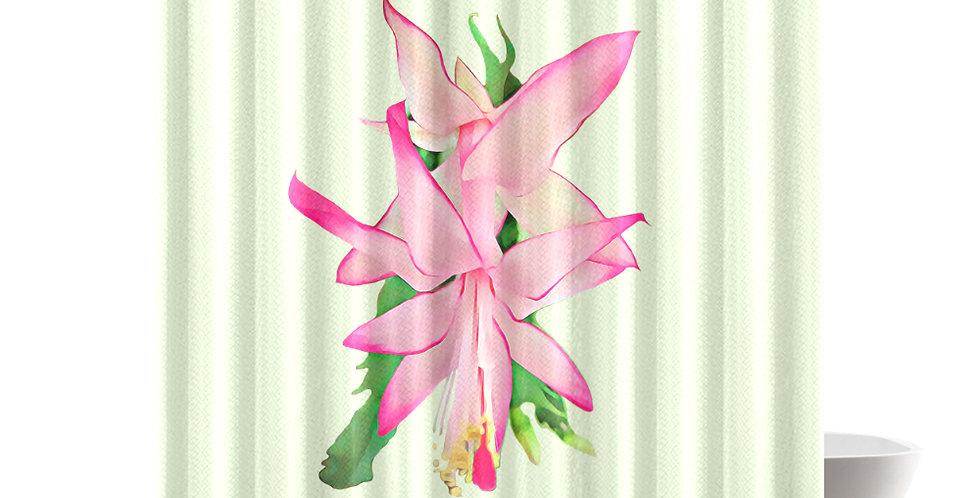 Madam Butterfly - Shower Curtain