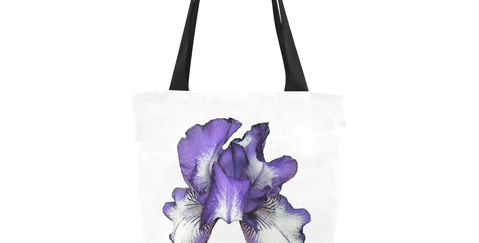 Rainbow Iris Purple - Tote Bag
