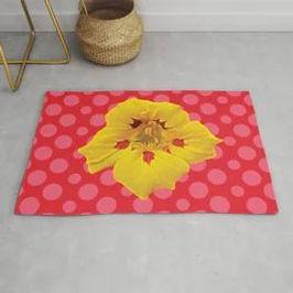 Poppy Pod Floor Rugs